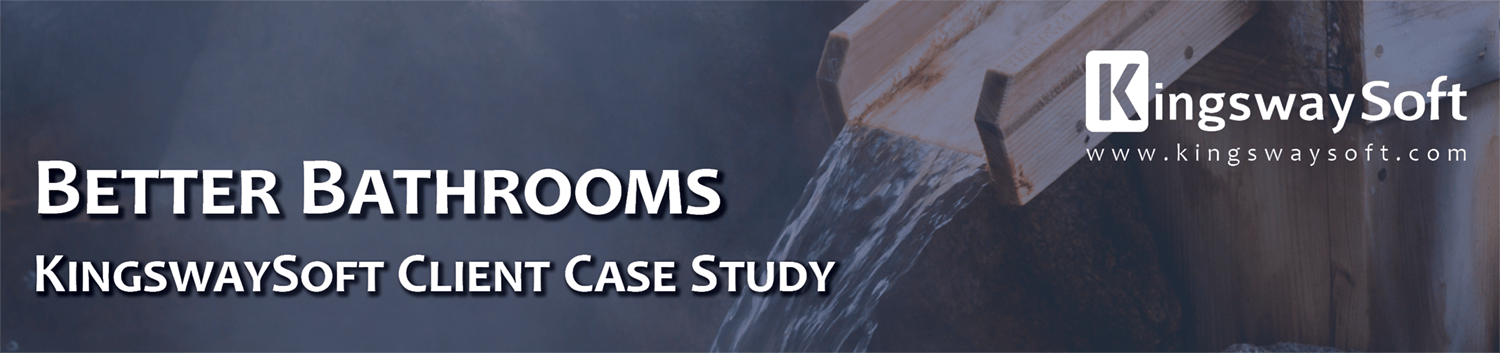 Better Bathrooms Case Study