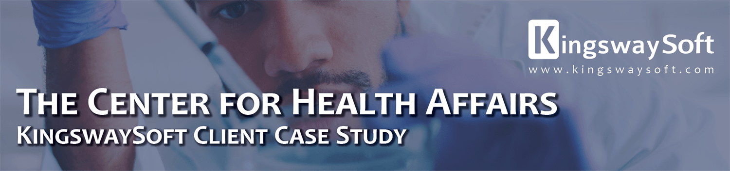 Center for Health Affairs Case Study