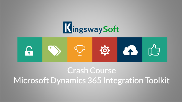 Title Slide for Crash Course - SSIS Integration Toolkit for Microsoft Dynamics 365