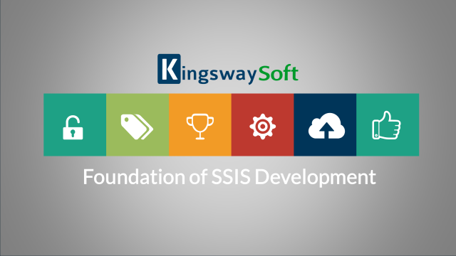 Title Slide for Foundation of SSIS Development
