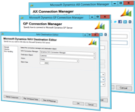 Microsoft Dynamics Integration Components