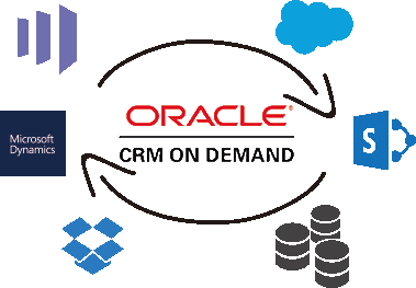Oracle CRM On Demand Data Integration