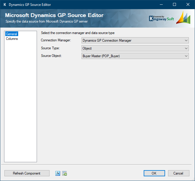 GP Source Editor
