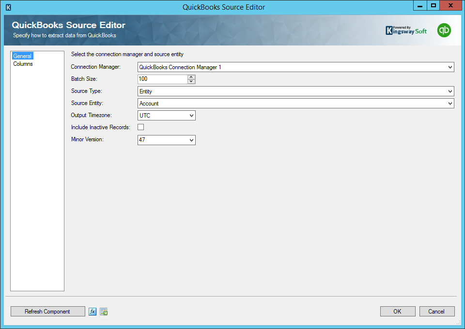 QuickBooks Source Editor