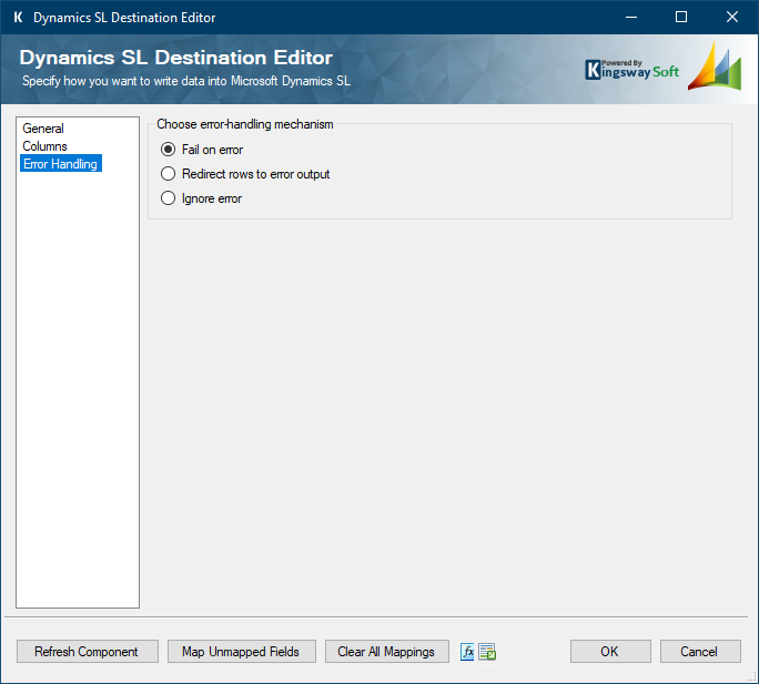 SL Destination Editor