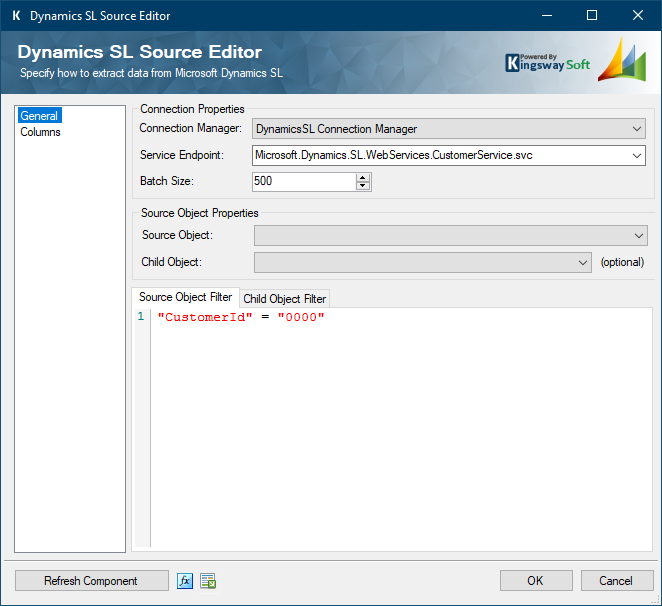 SL Source Editor
