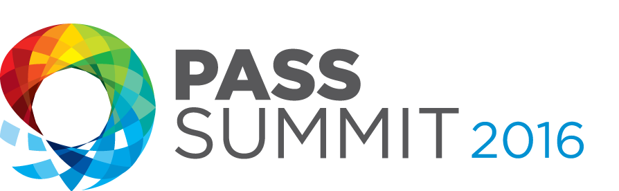 PASS Summit 2016