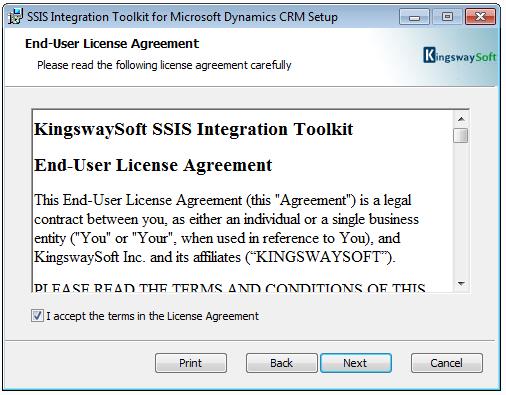 Help Manual Microsoft Dynamics CRM Data Integration