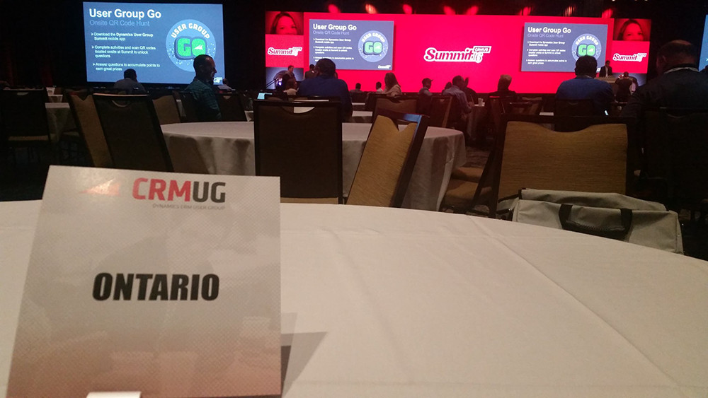 CRMUG Summit Keynote