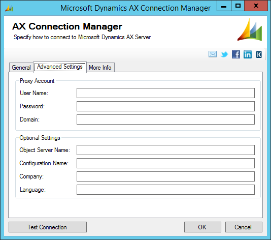 AX Connection Manager