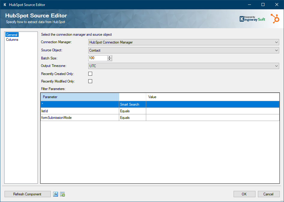 HubSpot Source Editor