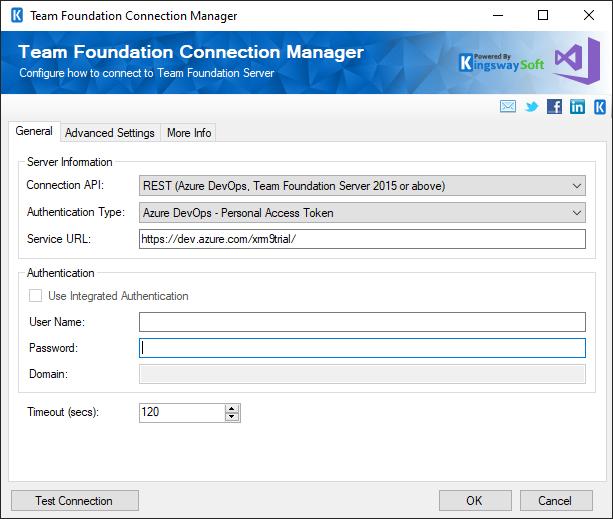 Data Integration Software for Azure DevOps, Team Foundation