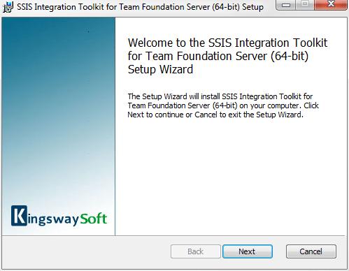 Help Manual - TFS Data Integration