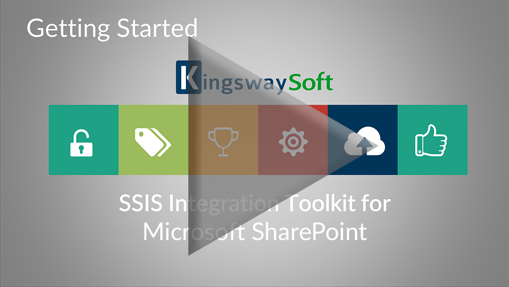 Youtube Video - Getting started with the SSIS Integration Toolkit for Microsoft SharePoint