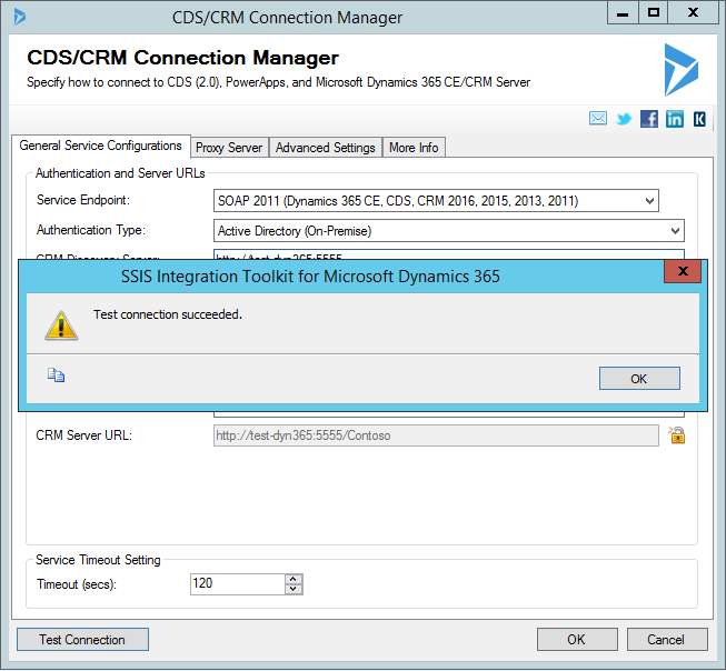 CDS/CRM Connection Manager
